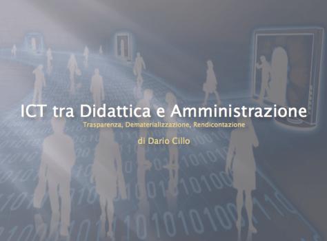 ICT tra Didattica e Amministrazione