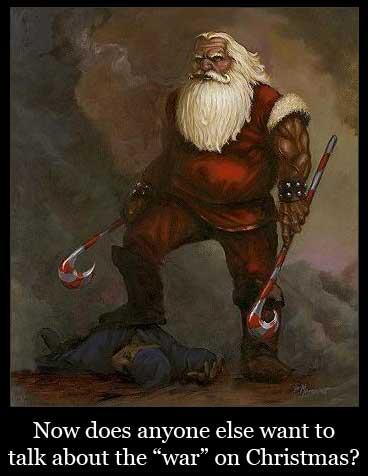 The War On Christmas