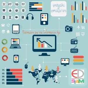 ยุคหลังสมัยใหม่และยุคแห่งข้อมูลข่าวสาร