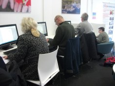 Tenant Digital Inclusion Training - LMH @ Clubmoor