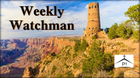 Weekly Watchman   Current Events     May 28  2018 Weekly Watchman   Current Events     December 31  2017
