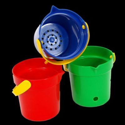 Buckets set of 3