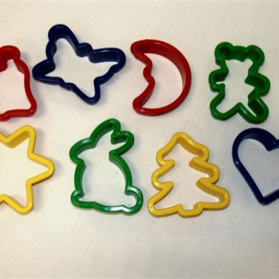 New Shapes Cookie Cutters