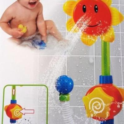 Bath Toy Flower Shower