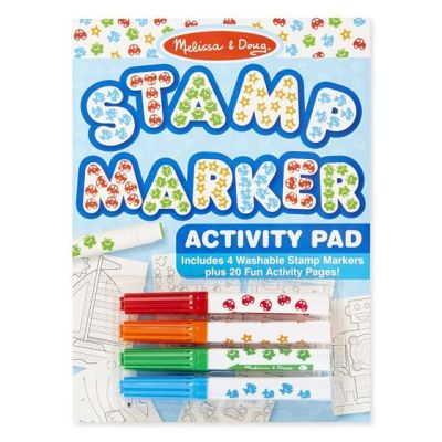 Stamp Markers and Activity