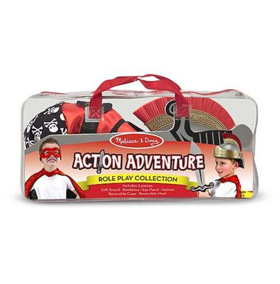 Action Adventure Role Play Set