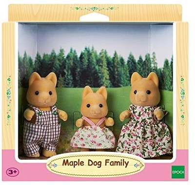Maple dog family