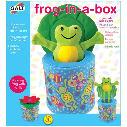 Frog in a Box - Galt