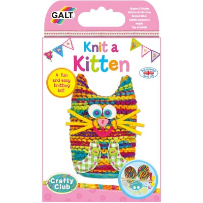Knit a Kitten - Galt
