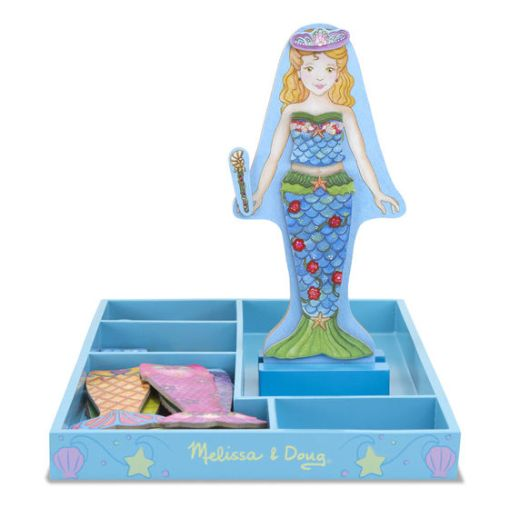 Merry Mermaid Magnetic Dress-Up
