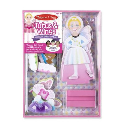 Tutus & Wings Magnetic Dress-Up