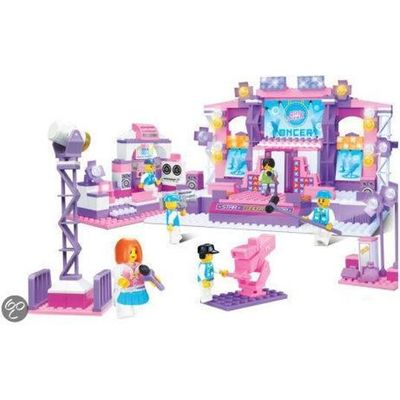 Girl's Dream - Dreamy Stage 430pcs