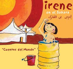 Irene en el Sahara