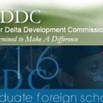 2016 NDDC Postgraduate Oversea Scholarship
