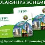 Apply Now! 2016/2017 PTDF Scholarship Award (Overseas & Local)