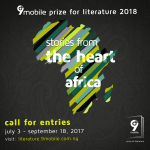 9mobile Prize for Literature 2018 Application: Call For Entries