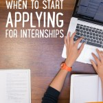 When To Start Applying for SIWES Industrial Training and Internship