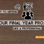 Top 35 Presentation Tips: How to Deliver The Best Final Year Project Defence