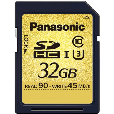 Panasonic-32GB-SDHC-UHS-I-U3-Card-(90MB_s)