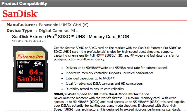 SanDisk | Product Compatibility Tool