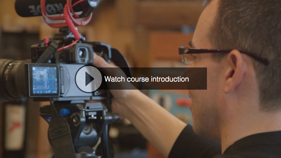 Video for Photographers 02_ Filmmaking on Location | Lynda.com