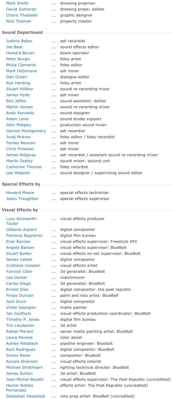 The Imitation Game (2014) - Full Cast & Crew - IMDb