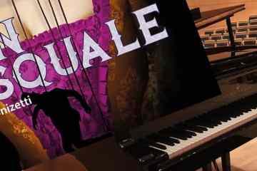 Don Pasquale y piano