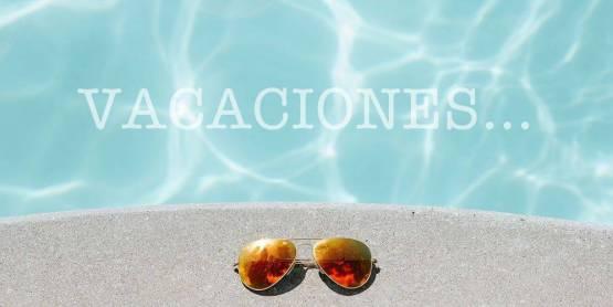 Descanso, verano, vacaciones