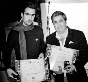 André Boto e Eduardo Pimenta fotógrafos distinguidos pela AFP