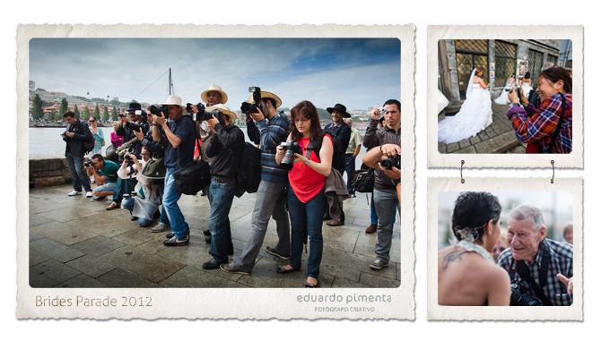 Brides Parade 2012, Portugal – Momentos I