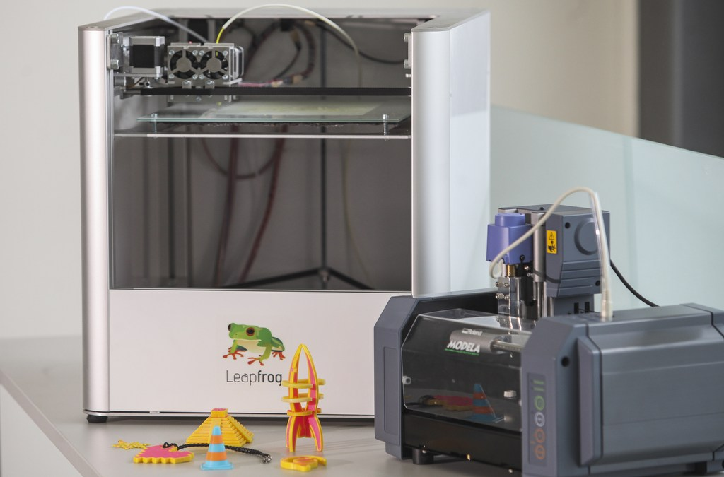 Fotografia de produto – Publicidade a Laboratório de Prototipagem Rápida