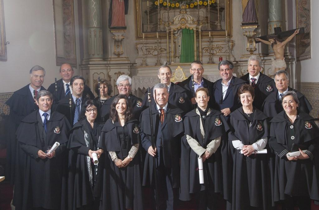 Tomada de posse de novos órgãos sociais da Santa Casa da Misericórdia de Arcos de Valdevez