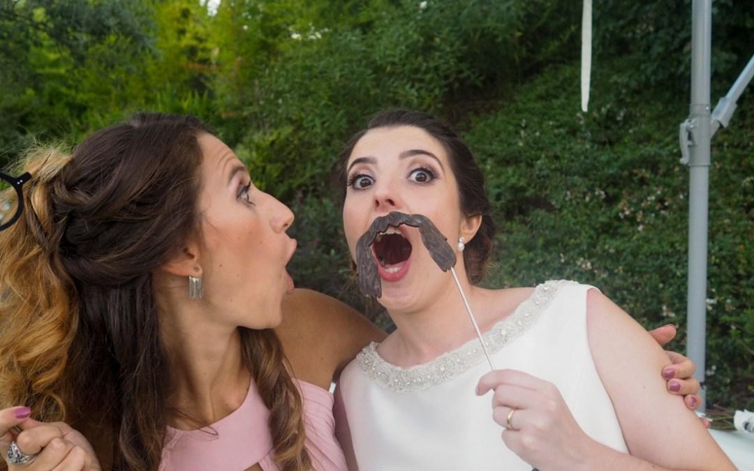 Fotografia de casamento e a terapia do riso