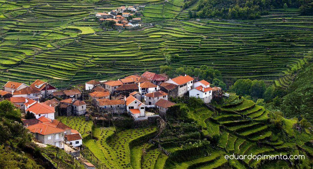 Aldeia de Sistelo, é uma das 7 maravilhas de Portugal?