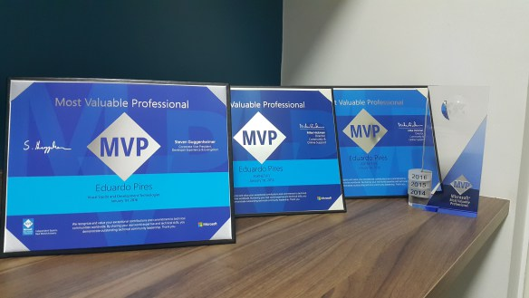 Microsoft MVP Awards