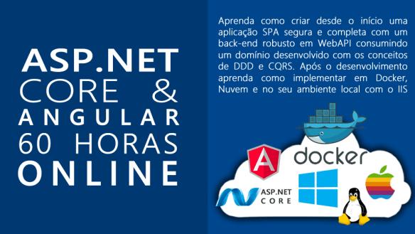 Curso de ASP.NET Core e Angular 4