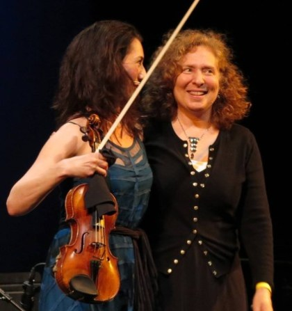 Monica Germino & Julia Wolfe