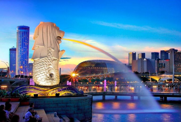 Travel to Singapore – Best in food and travel