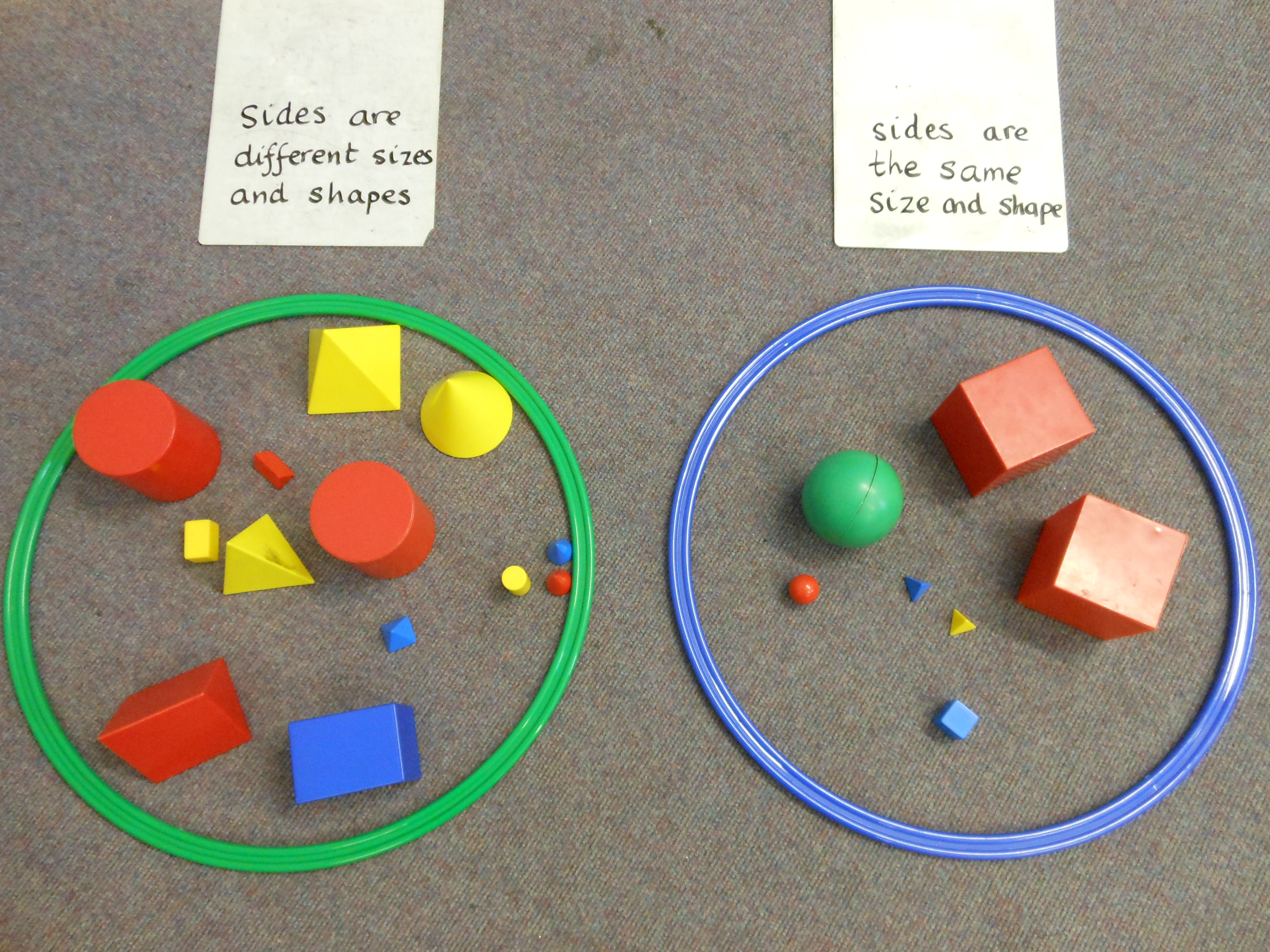 3d Shape In Primary 1