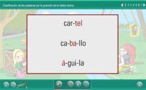 ortografía Rincón del maestro