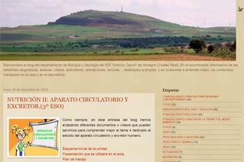 Blog Ciencias en el Calvín