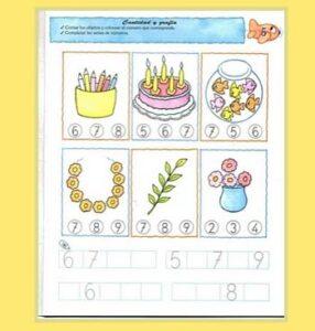 Matemáticas Infantiles