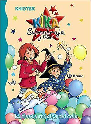 Kika superbruja y Dani