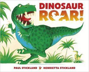 Dinosaur Roar! Cuentos en Inglés