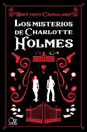 Los misterios de Charlotte Holmes Novedades editoriales del mes de octubre