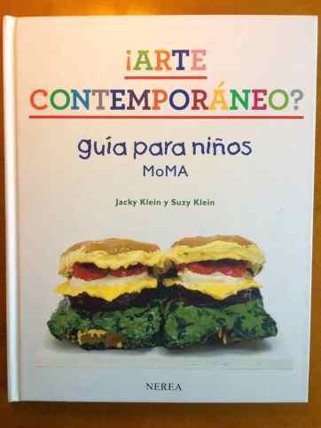 Arte contemporáneo para niños