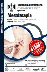 Diplomado Mesoterapia (2 Sesiones) @ Panteones Terapéuticas