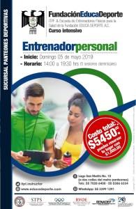 Certificación  Entrenador Personal @ City espress expo guadalajara