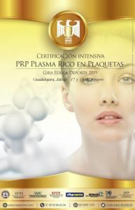 Certificación PRP Plasma Rico en Plaquetas @ Guadalajara, Jalisco