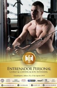 Certificación Entrenador Personal